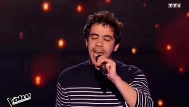 The Voice France L'interprétation bluffante de Crazy