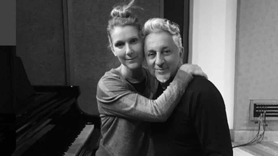 Céline Dion a repris le chemin du studio