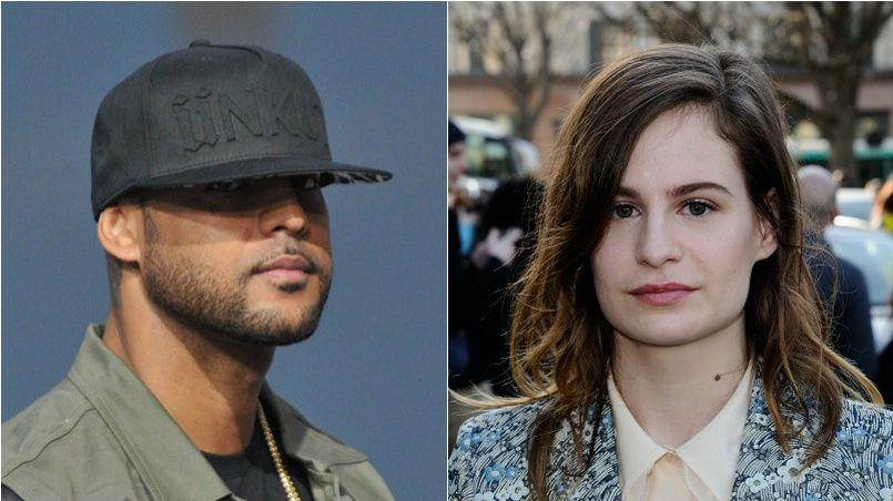 Christine and the Queens et booba