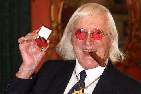 Jimmy Savile, ancienne star de la BBC