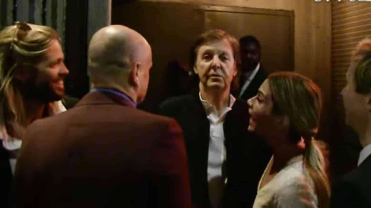 Paul McCartney refoulé d'une boîte de nuit après les Grammys