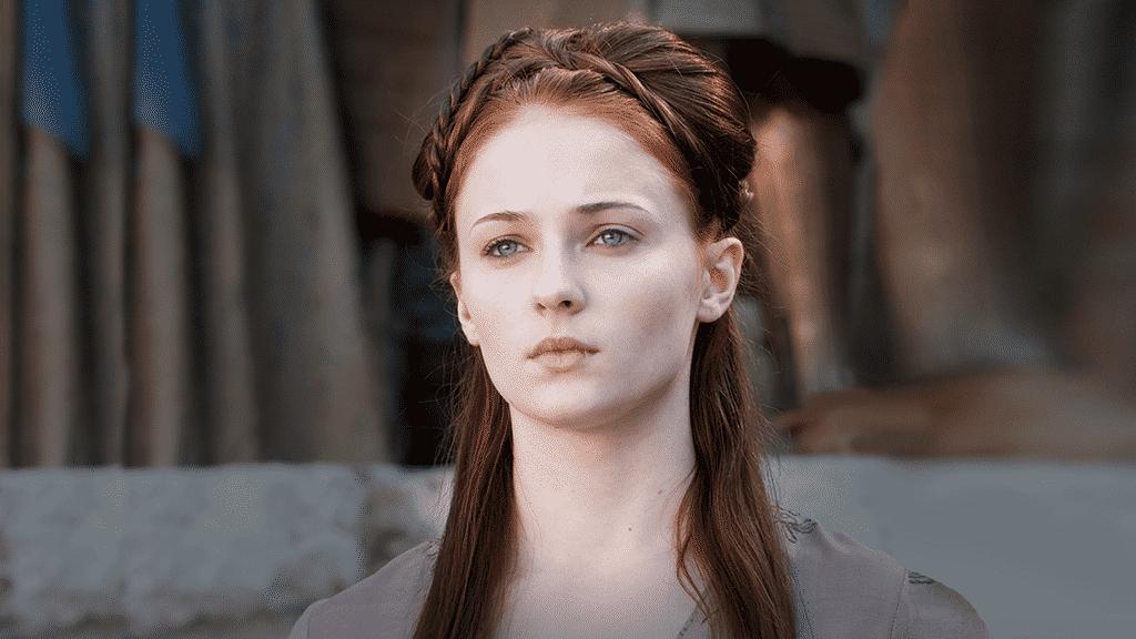 Quand Sansa Stark (Game of thrones) fantasme sur Ryan Gossling de loin
