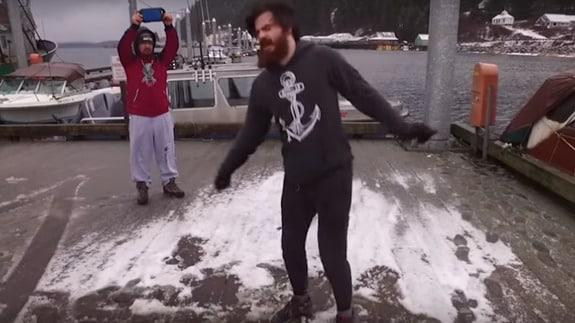 Un Alaskain danse sur Alicia Keys et ça réchauffe le cœur