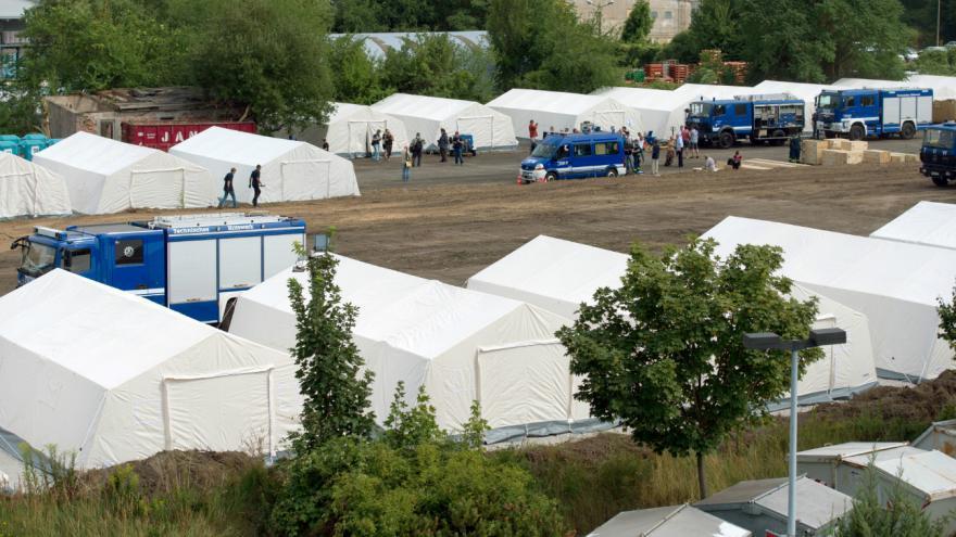 camp réfugiés