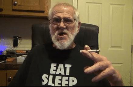 le résultat ne plaît pas à Angry Grandpa