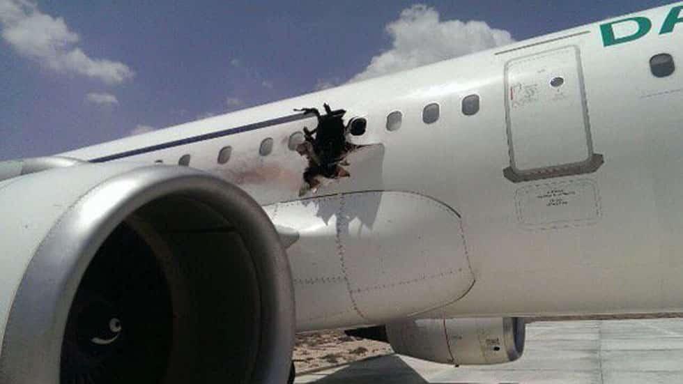 somalie avion