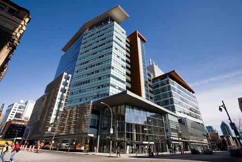 une indemnité de 235 000 $ pour 3 mois de travail à l'université Concordia
