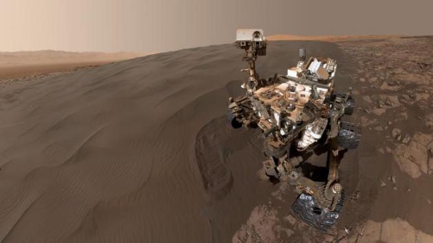 une vidéo montre Mars en réalité virtuelle
