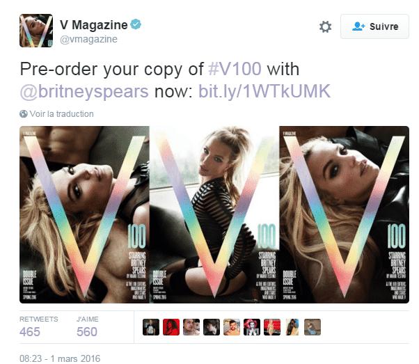 Britney V mag 2