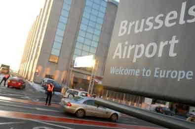 L'aéroport-de-Bruxelles-Zaventem
