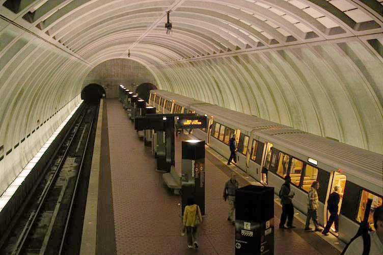 Le-métro-de-Washington