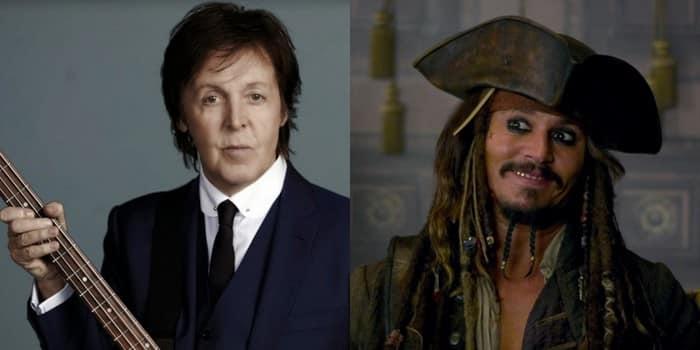 Paul McCartney rejoint le casting de «Pirates des Caraïbes»