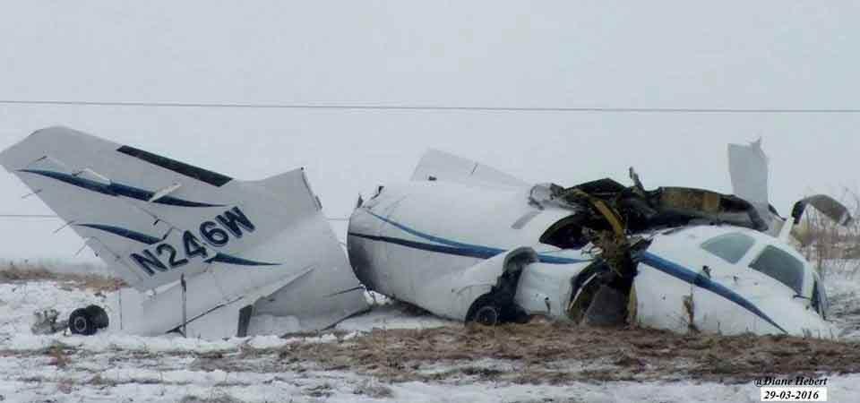 avion-écrasé