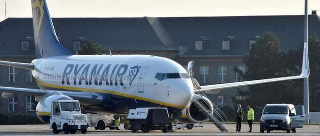 avion passager radicalisé