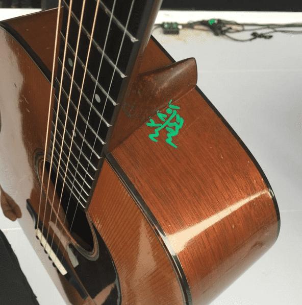 guitare adams
