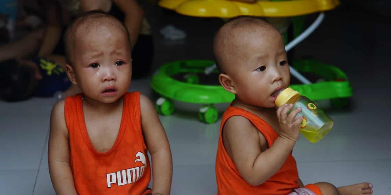 Les jumeaux sont nés de pères différents - Photo AFP