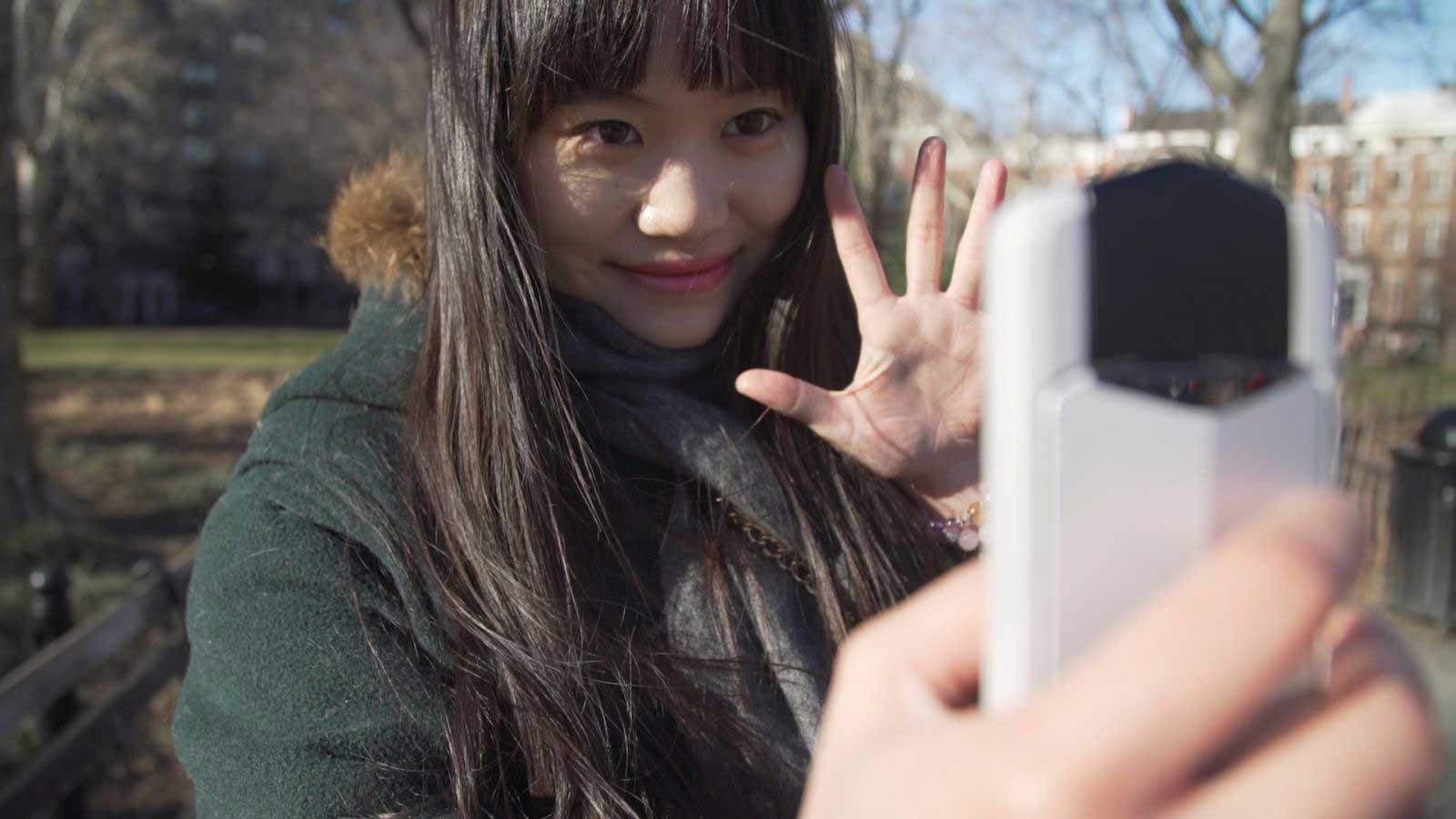 selfie-chine