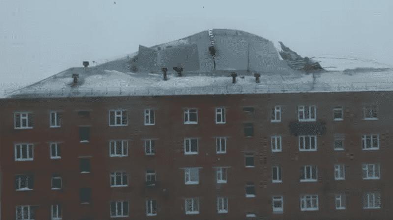 toit envole russie