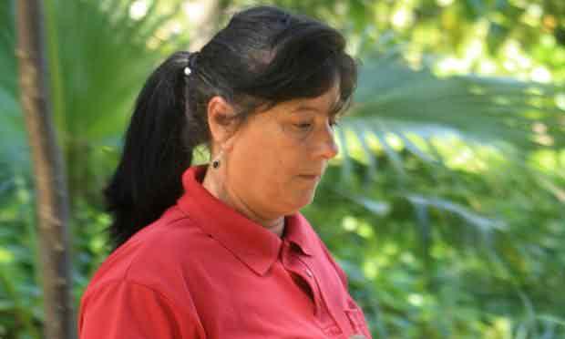 Carmen Moreno, une gardienne de parc et une héroïne