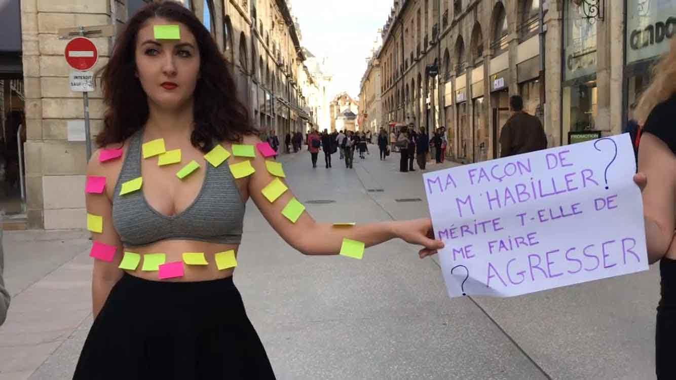 Harcèlement-de-rue