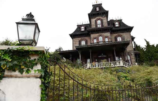 «La Maison hantée» de Disneyland Paris