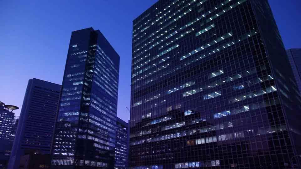 Osaka-immeuble