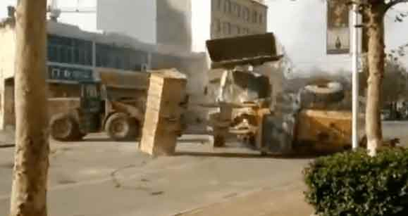 combat-Bulldozers