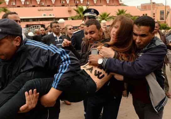 femen-maroc