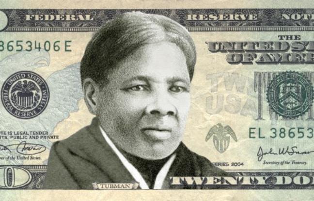 femme noire billet