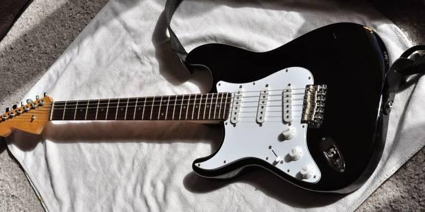 guitare curt