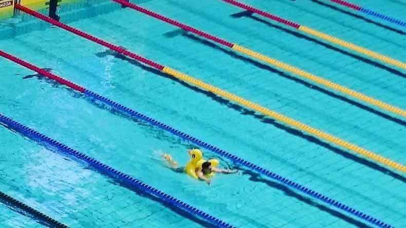 natation-bouee