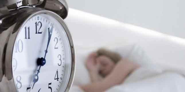 réveil-sommeil