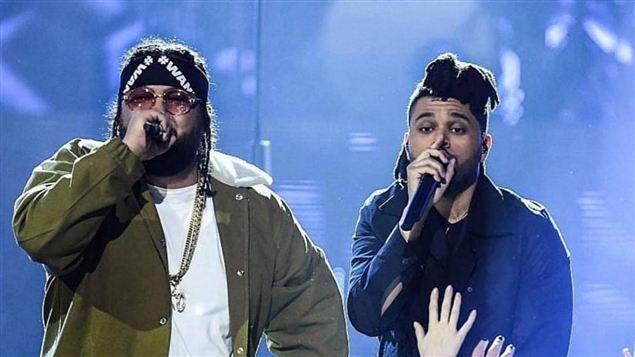 Belly et The Weeknd