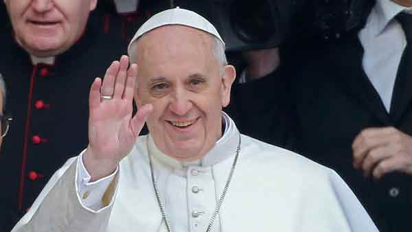 Le-pape-François