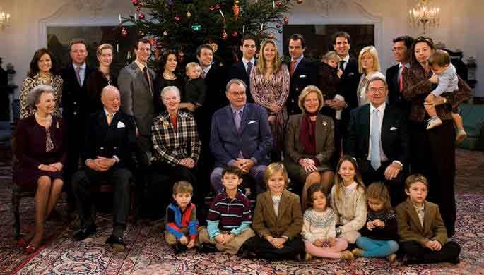 famille-royale-danemark