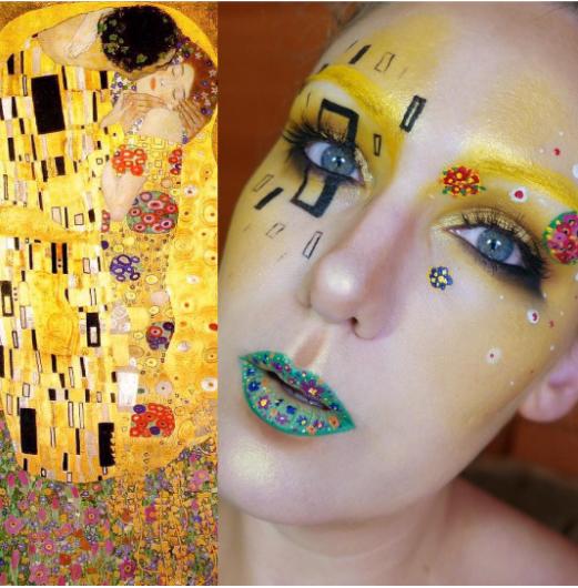 maquillage art 1