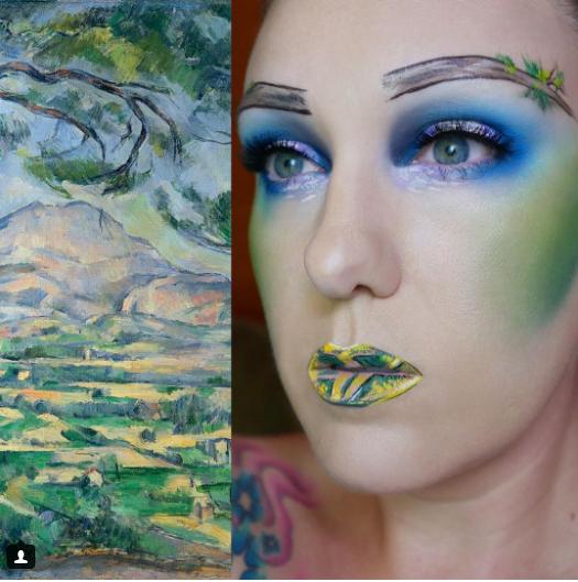 maquillage art 2