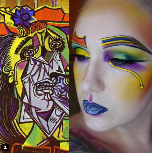 maquillage art 3