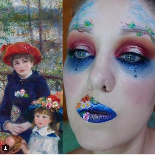 maquillage art 4