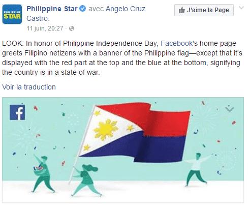 FB philippines