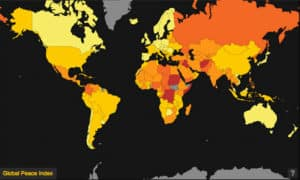 Global Peace Index 2012