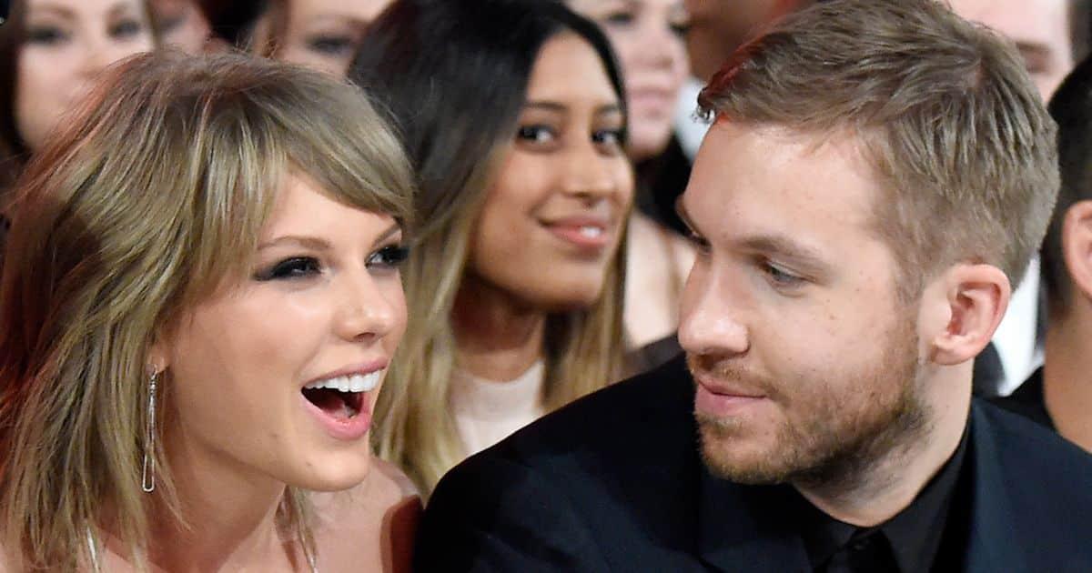 Taylor Swift et Calvin Harris 2