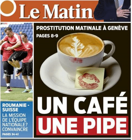 cafe pipe