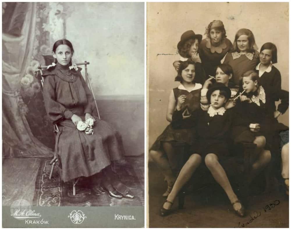 jeunes il y a 100 ans 10