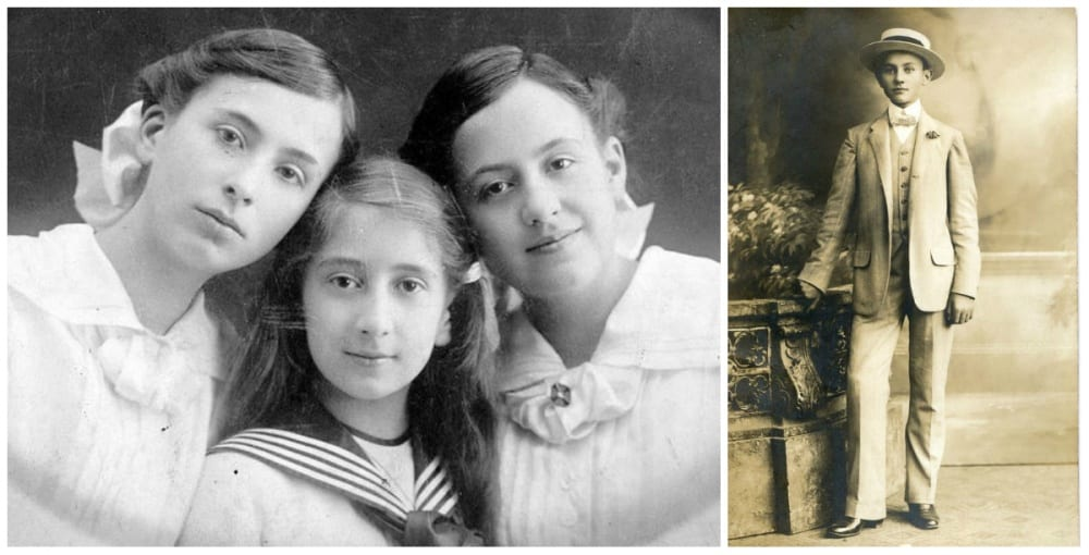 jeunes il y a 100 ans 12