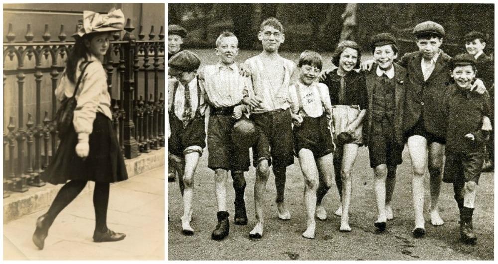 jeunes il y a 100 ans 4