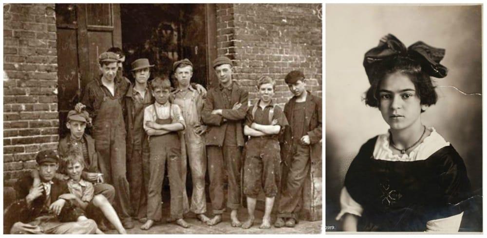 jeunes il y a 100 ans 8