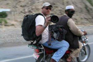 Le journaliste américain David Gilkey - Photo Facebook