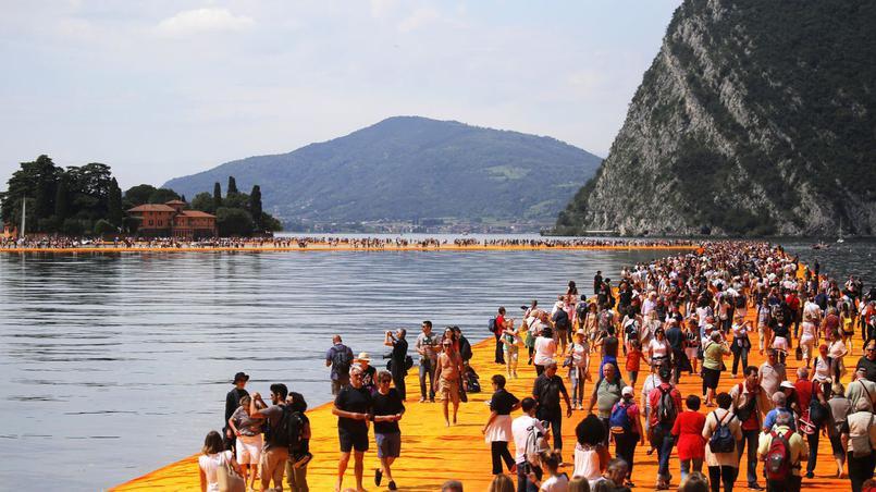 marcher sur l'eau 5
