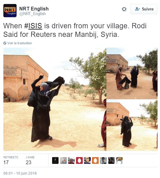 syrienne liberre tweet